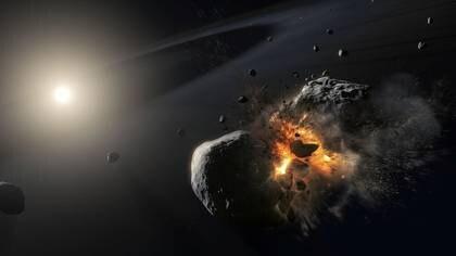 Cómo es la misión de la NASA que estrellará una nave espacial ...