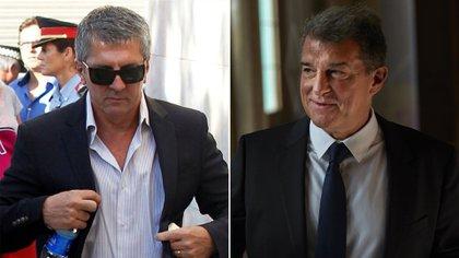 Laporta es el nuevo presidente del FC Barcelona