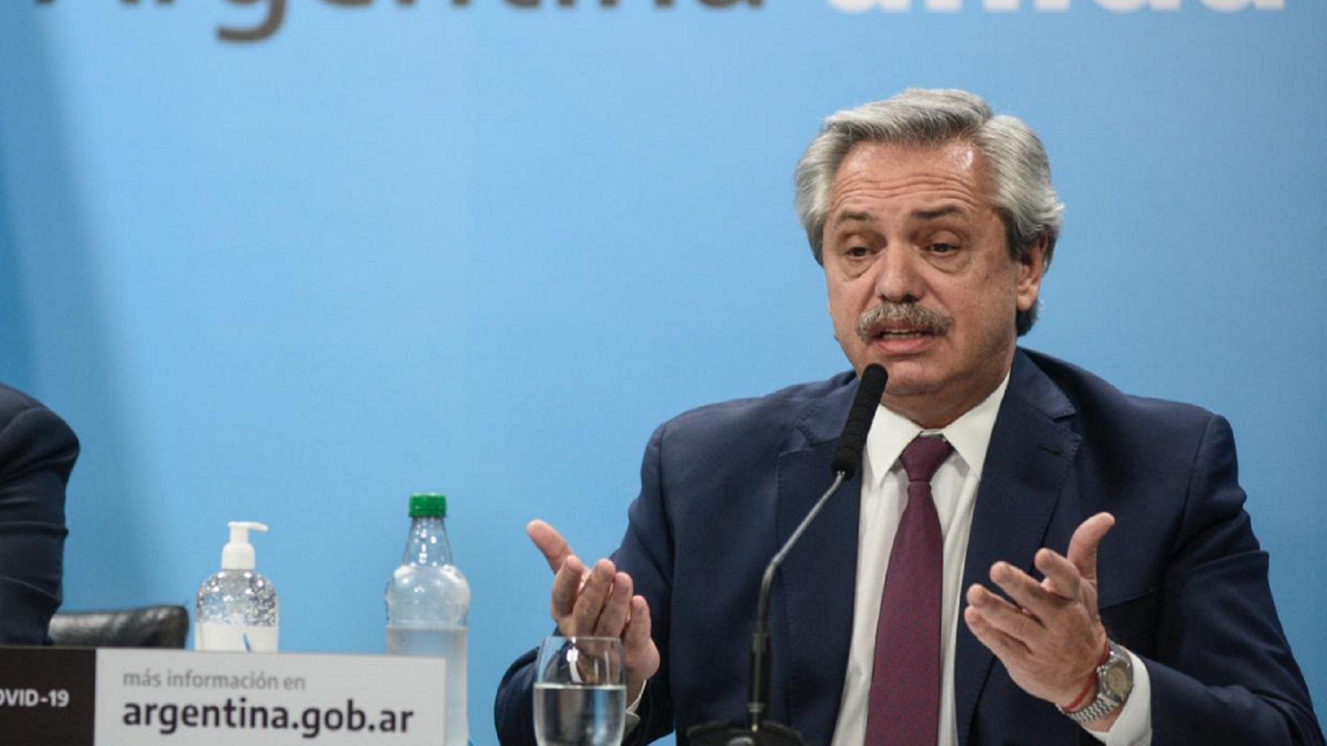 Alberto Fernández - Vicentín
