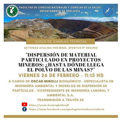 Minería en Chubut