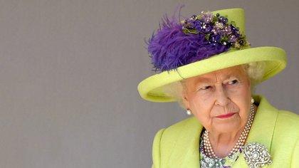 La reina asumió el trono el 1952, luego de la muerte de su padre.