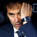 El futuro de Julen Lopetegui en Real Madrid es una incógnita (Reuters)