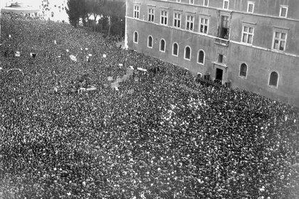 El día de la declaración de guerra, el 10 de junio de 1940