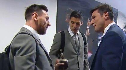 El Pupi declaró que Messi debe mantener su esencia en la Selección y ojalá vuelva como líder