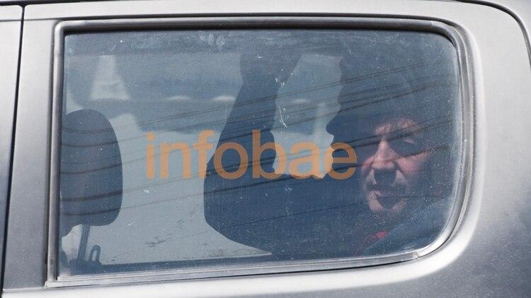 Tras casi dos años de detención, Fabián De Sousa quedó en libertad (Adrián Escandar).