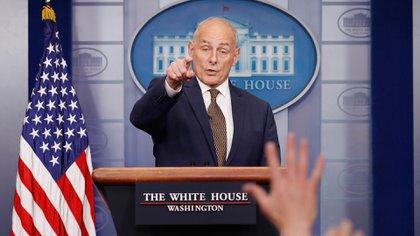 John Kelly (Reuters)