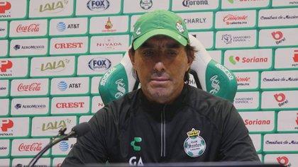 Santos Laguna ha tenido un inicio de torneo complicado y continuará cuando enfrente al América este jueves (Foto: Captura de pantalla/ Club Santos)