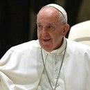 El papa Francisco anunció que está a favor de la unión civil entre personas del mismo sexo (AFP)