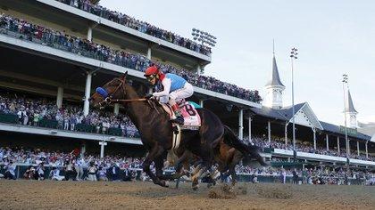 Ganó el Derby de Kentucky, pero su caballo dio positivo en el control antidopaje y lo justificó con una extravagante explicación