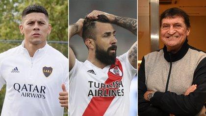 Rojo es uno que llega, Pratto se fue a Holanda y Falcioni regresó a Independiente