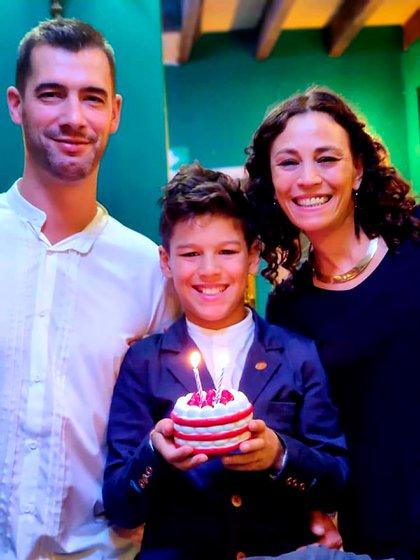 De festejo, Neo ya cumplió 11 años