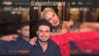 Tania Ruiz festejó el año nuevo con la familia de Enrique Peña Nieto (Foto: Instagram @Taniaruize)
