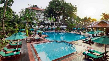 El hotel ofrece serenidad urbana combinada con auténticos descubrimientos.