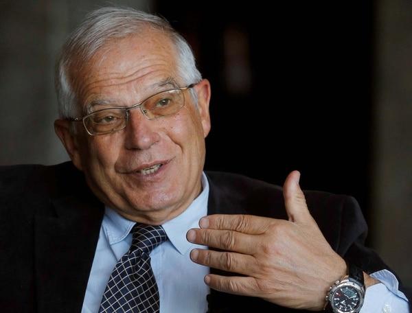 Josep Borell, estará a cargo de Asuntos Exteriores