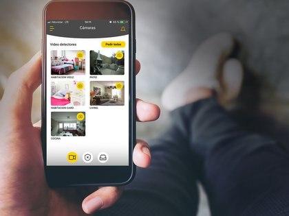 Prosegur incorporó asistentes digitales de voz y virtuales para que los clientes interactúen fácilmente con el sistema de alarma
