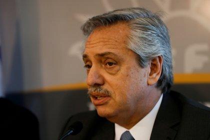 Alberto Fernández (REUTERS/Mariana Greif/File Photo)