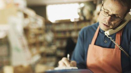 Este año las empresas usaron sus ahorros para solventar las pérdidas y mantener los puestos de trabajo