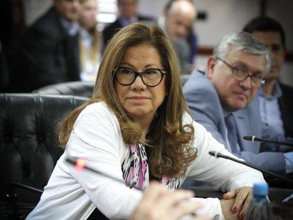 El bloque de Graciela Camaño adelantó su oposición