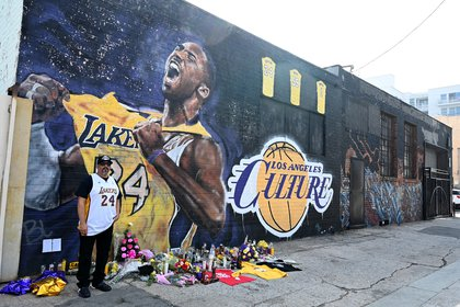 En el accidente murió también su hija Gianna, de 13 años, que según el mismo Kobe había mostrado talento para el baloncesto