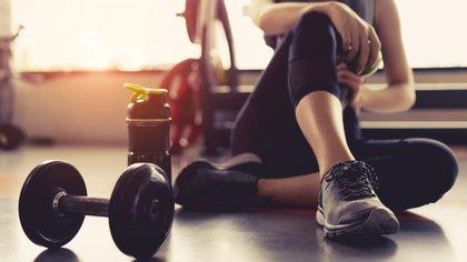 Realizar actividad física disminuye los síntomas de ansiedad  (Shutterstock.com)