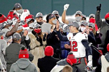 Tom Brady ha ganado seis veces el Super Bowl y ha jugado 10 finales (Foto: USA TODAY Sports)