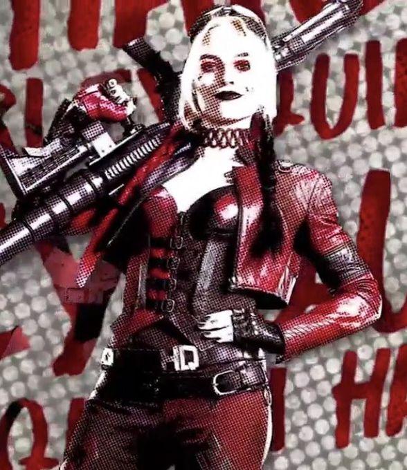 Harley Quinn (Foto: Twitter/girIsofdc)