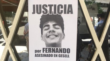 El pedido de justicia por Fernando Báez Sosa conmueve al país e interpela sobre cómo frenar la violencia machista (Florencia Illbele)