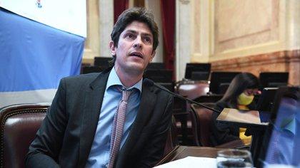 Martín Lousteau, senador de Evolución-UCR @SenadoArgentina