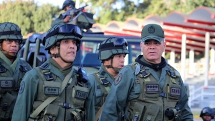 Maduro anunció que habrá un amplio operativo militar para las elecciones parlamentarias