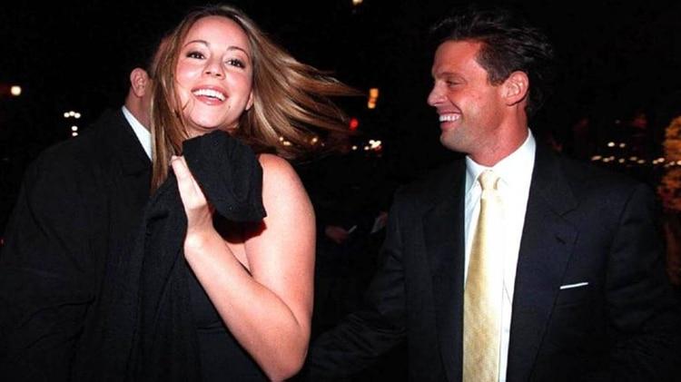 La relación de Mariah Carey y Luis Miguel estuvo plagada de rumores de infidelidad