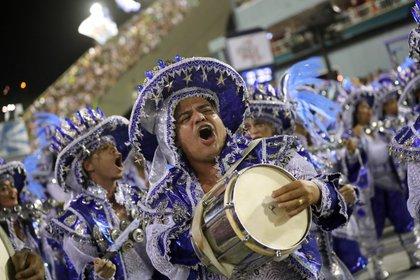 Beija-Flor samba school REUTERS/Sergio Moraes