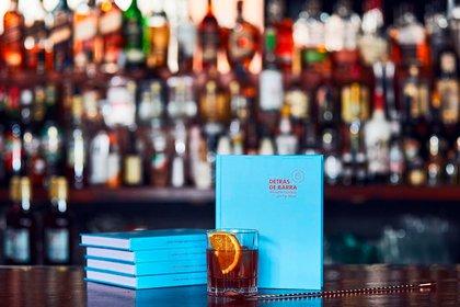 """El libo """"Detrás de barra"""", un manual imprescindible para quienes se inician en el mundo de la coctelería"""