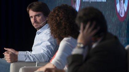 Francisco Murray destacó que si bien la sustentabilidad y el triple impacto es una cuestión que aún debe desarrollarse de mejor manera en Argentina, es importante que este tema cada vez tenga mayor resonancia (Adrián Escandar)