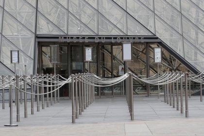 El museo del Louvre cerrado (Reuters)