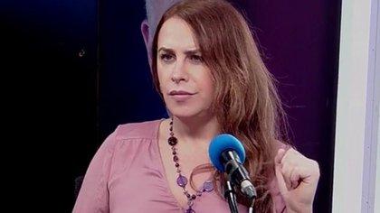 Karla Gascón no permitió que un comunicador le faltara al respeto (Foto: Instagram / @karsiagascon)