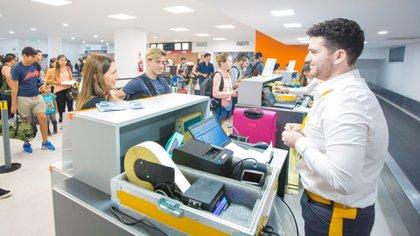 Un 20% de los viajeros low cost utilizó rutas que no pasan por Buenos Aires