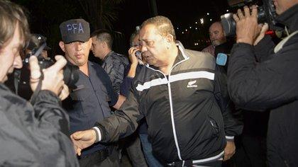 Luis D'Elía fue otro de los referentes del kirchnerismo que criticó la postura del Gobierno argentino (Gustavo Gavotti)