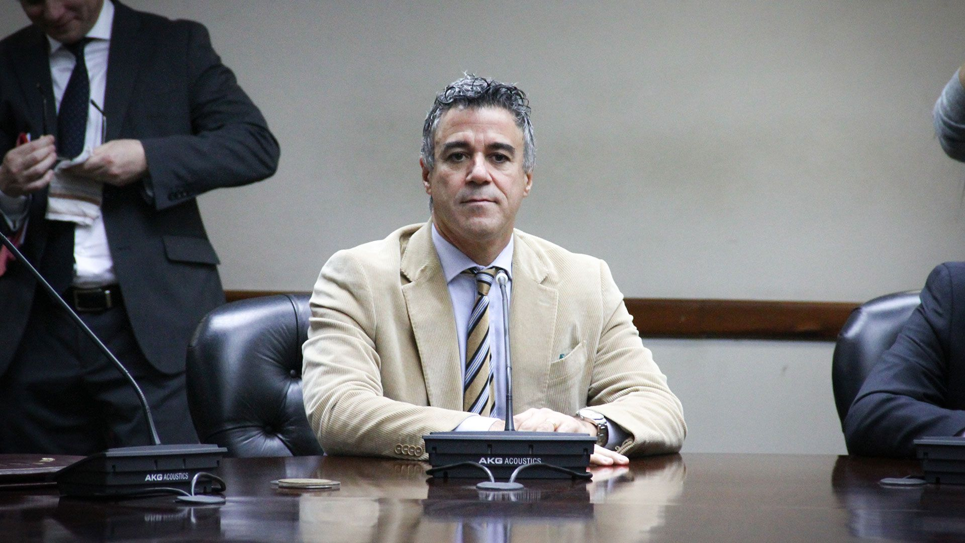 El juez federal Daniel Rafecas fue nominado por el oficialismo para ocupar la Procuración General, pero no está dispuesto a ser designado a través de un procedimiento irregular (Consejo de la Magistratura de la Nación)
