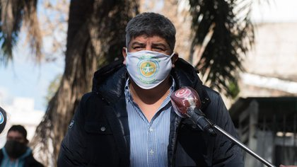 """Pablo Moyano: """"En vez de premiar a los trabajadores, se los quiere castigar"""""""