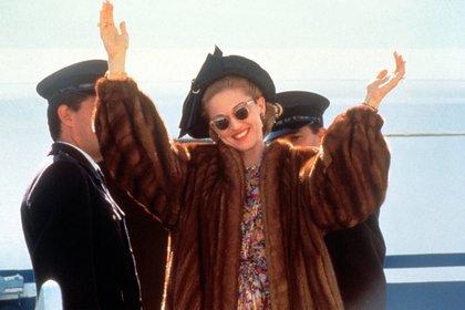 En ese film, Madonna batió un módico récord que, como corresponde, quedó asentado en el Libro Guinness: se convirtió en la actriz con mayor cantidad de cambios de vestuario en un film; la desplazada fue la Cleopatra de Elizabeth Taylor. Más de 80 vestidos y 40 sombreros (Shutterstock)
