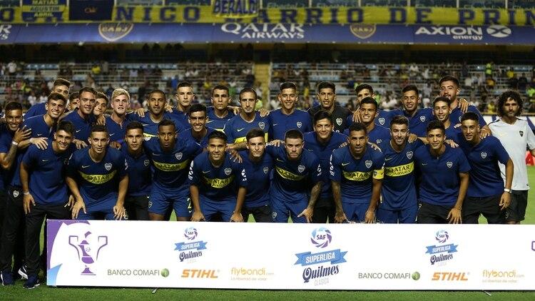 Boca recibió una demanda millonaria por derechos de formación de dos de sus titulares (FotoBaires)
