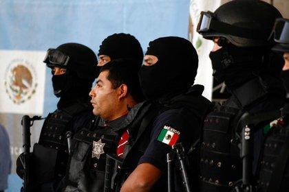 """""""El Hummer"""" fue detenido en 2008. En México se le acusa de tres procesos distintos (Foto: Cuartoscuro)"""
