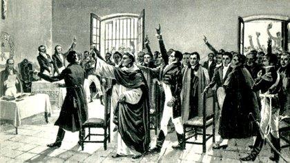 Jura de la Independencia