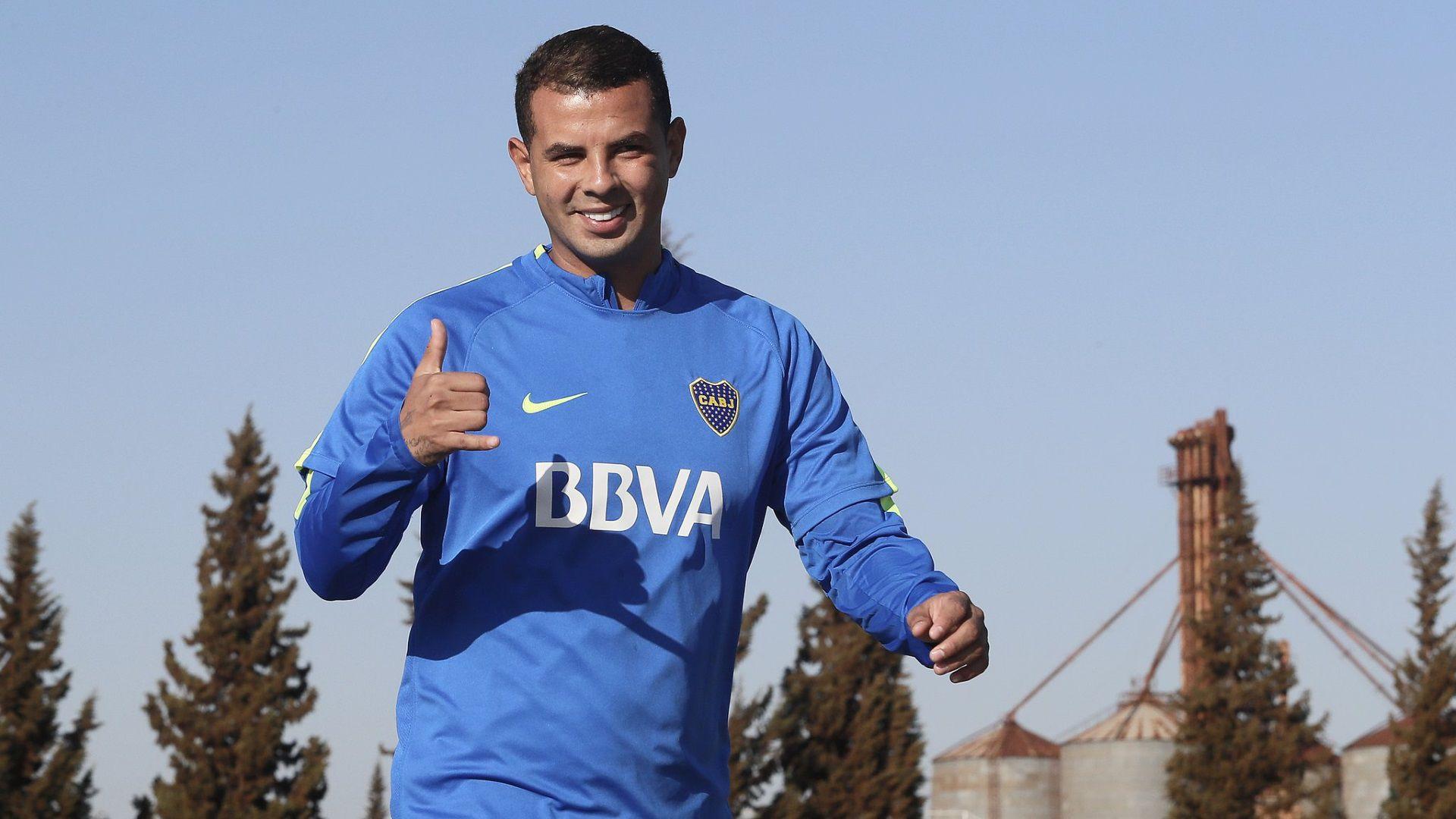 Edwin Cardona (Boca oficial)