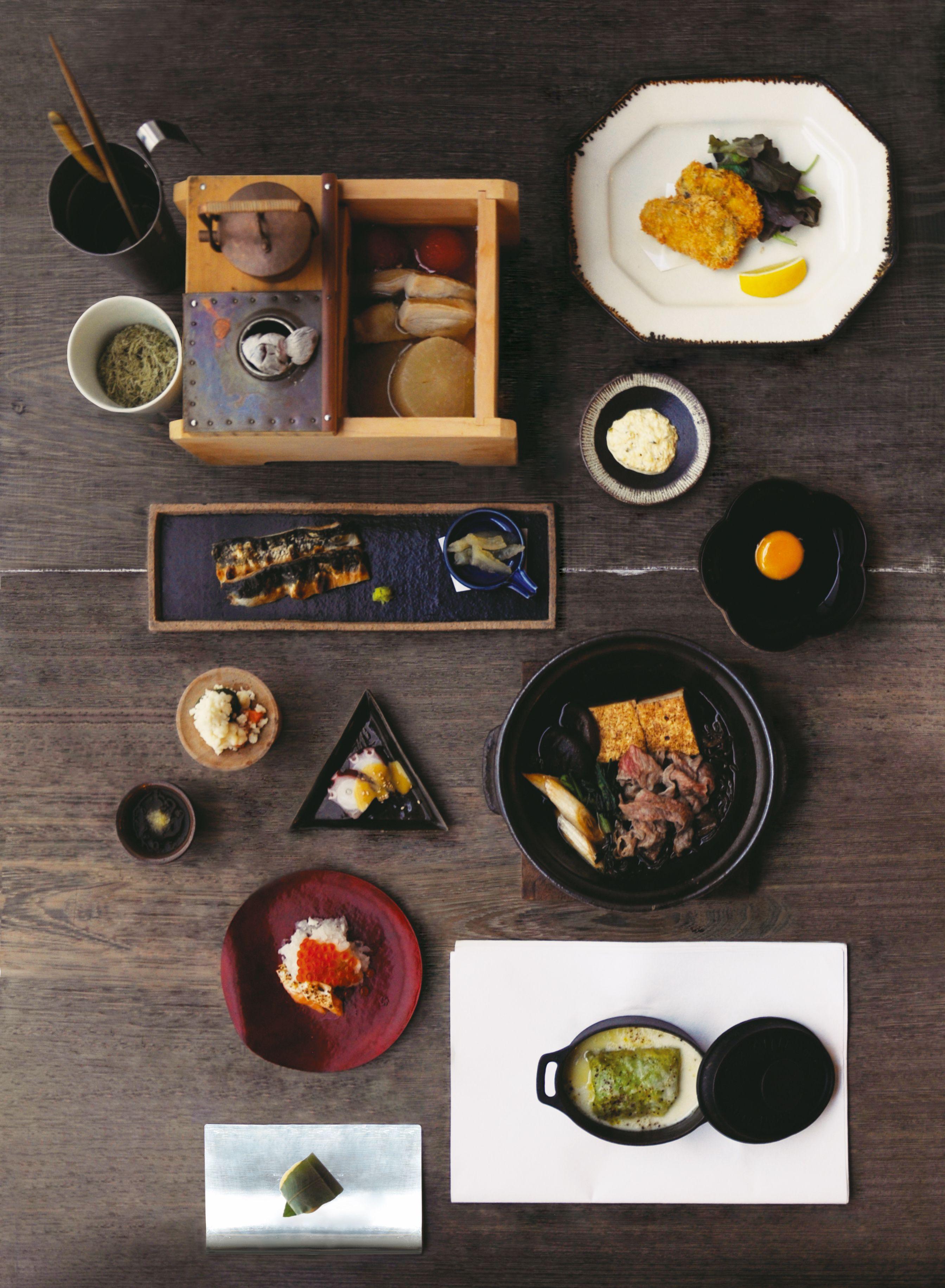 La gastronomía japonesa es una de las más googleadas en Argentina (Higashiyama Tokyo en Google Arts & Culture)