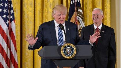 En el gabinete de Donald Trump no hay ningún funcionario latino