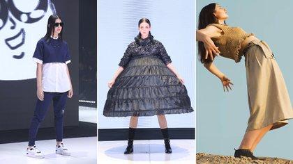 By Edu De Crisci, by Valentina Schuchner y by Paula Rosas los diseños de los Autores de Moda elegidos entre 30 proyectos para desfilar en BAFWEEK