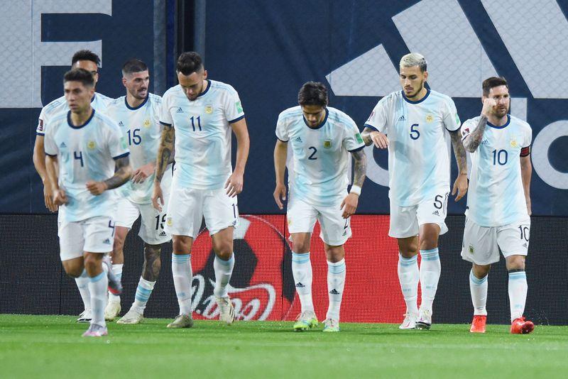 Argentina visita a Bolivia, desde las 17, por la segunda fecha de las Eliminatorias REUTERS/Marcelo Endelli