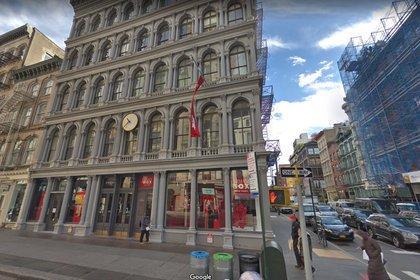 Haughwout de Manhattan