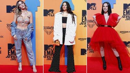 MTV EMA 2019: todos los looks